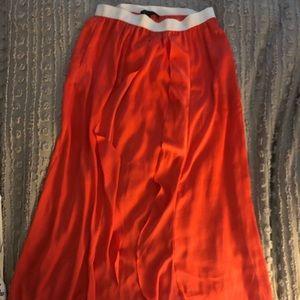 BCBG Max Azria Full Length Skirt